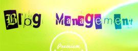 blog manangement