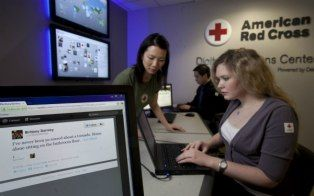 The Red Cross and Dell have jointly launched a Digital Operations Center, the first social media-monitoring platform dedicated to humanitarian relief. The Digital Operations Center will equip the Red Cross to better share safety and preparedness tips during natural disasters.    The Red Cross hop...