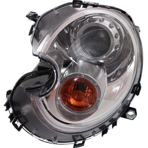 2007 2015 Mini Cooper 1 6l Headlight Assembly Mc2502106 63122754791 Partzroot Mini Cooper Headlights Mini