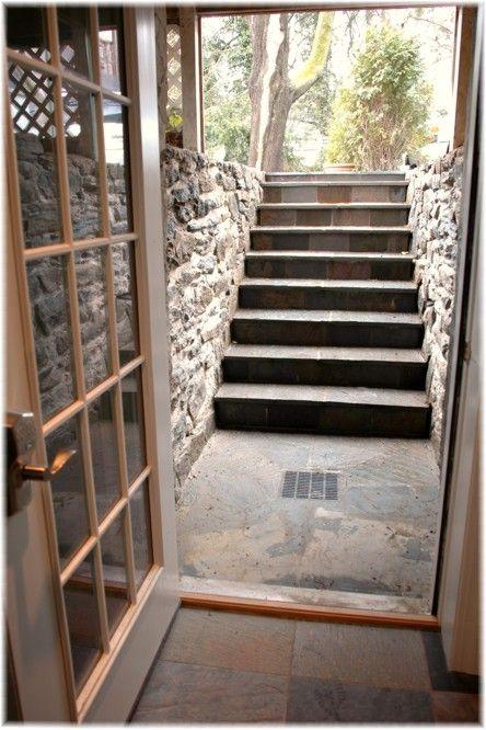 Westchester ny design build walk out dig up basement for Basement entry home plans