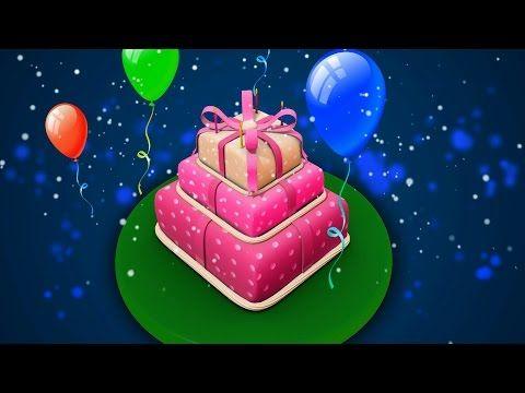Zum Geburtstag Viel Gluck Happy Birthday Song Youtube