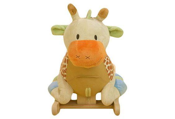 One Kings Lane - Snowed In - Raffi the Giraffe Rocker