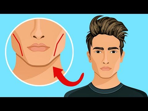 Tips for a better jawline