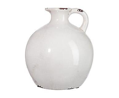 Jarrón en cerámica de gres - altura 28 cm