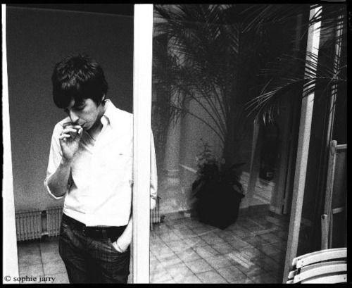 Cigarrette breaks by Sophie Jarry