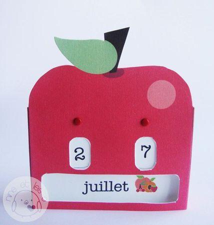jolies id es de calendrier perp tuel fabriquer calendars calendriers pinterest tricot. Black Bedroom Furniture Sets. Home Design Ideas