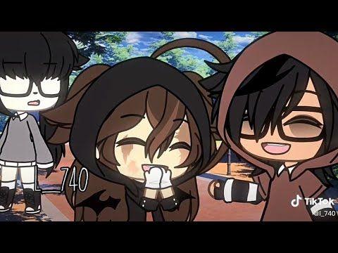 تجمعة مقاطع تيك توك قاشا لايف تيك توك قاشا لايف Tik Tok Gacha Life Youtube Anime Art