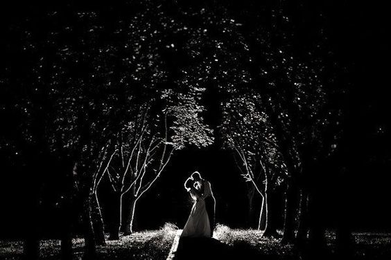 After Dark: 50 Gorgeous Nighttime Wedding 