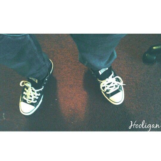 Chucks | Hooligan