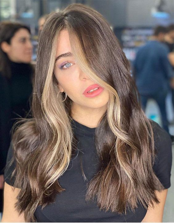 Graceful Brown Hair Color Highlights To Copy In 2020 In 2020 Hair Color Streaks Hair Inspiration Color Hair Color Highlights