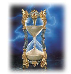 more ornate hour glass