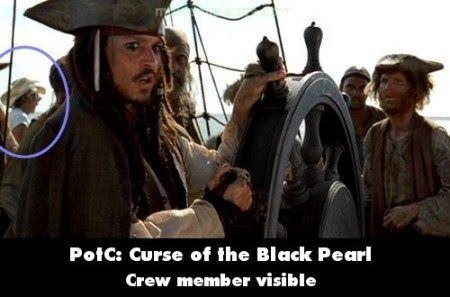'Piratas del caribe' - Corsario con gorro cowboy
