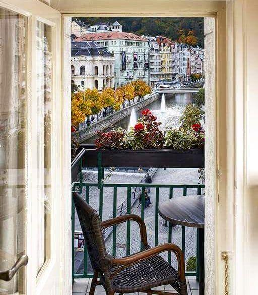 Czech Republic Karlsbad Luxury Spa Hotels Luxury Spa Hotel Spa