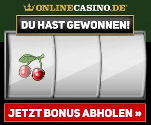 OnlineCasino Deutschland - gratis geld