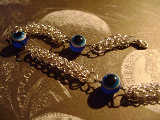 Chainweave bracelet