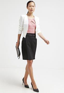 Esprit Collection - Blyantnederdel / pencil skirts - black