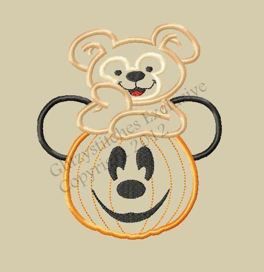 EXCLUSIVE Design  Instant Download Halloween by glitzystitches, $3.75