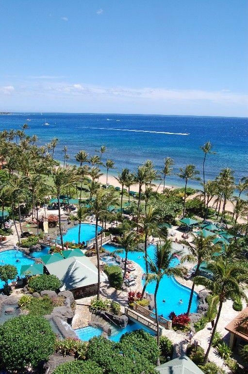 Actual Owner Marriott Beautiful Ocean Front Villas 2bdr 2bath Sleeps 8 1 Kaanapali Maui Vacation Vacation Places Hawaii Vacation