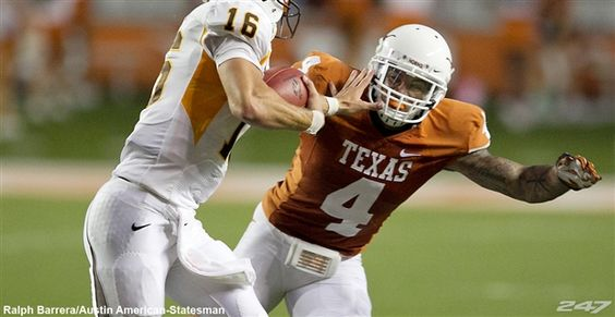 Safety Kenny Vaccaro of Texas was the big winner during Friday night's annual Texas awards banquet at the Erwin Center in Austin. Hookem.com has all of the details.
