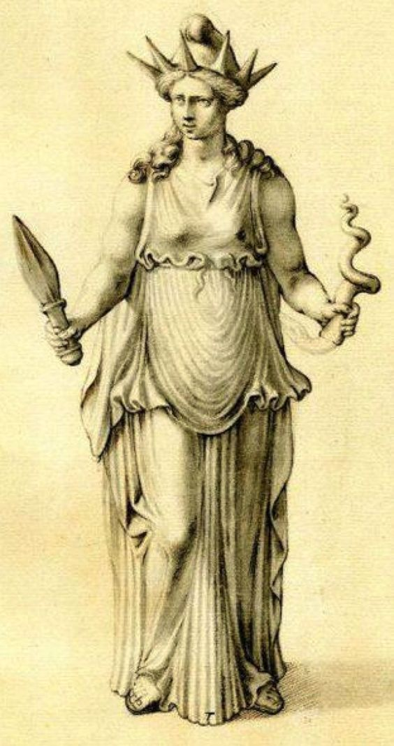 Hecate: