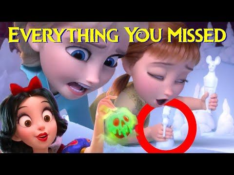 Frozen 2 Everything You Missed Easter Eggs Secrets Mistakes Youtube Disney Easter Disney Easter Eggs Frozen Secrets