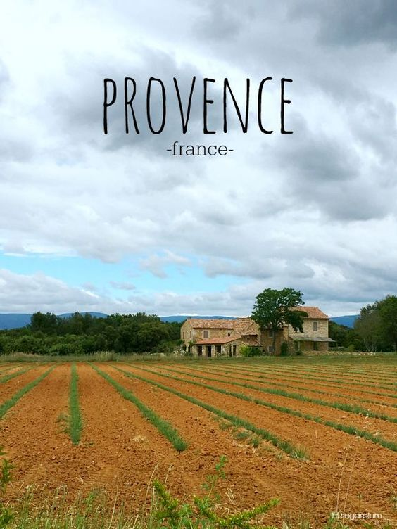 Port of Call: Provence, France
