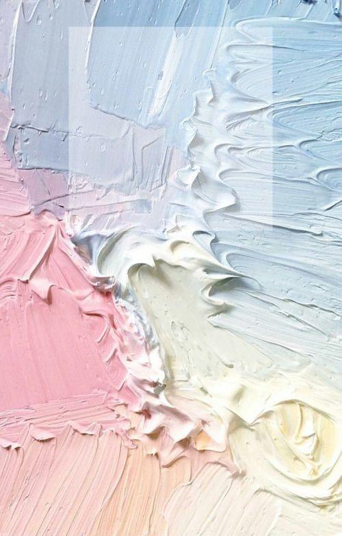 fond d ecran iphone peinture couleurs