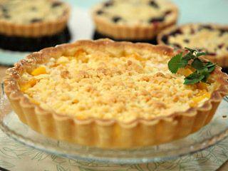 Recetas emi pechar tarta de peras y crumble utilisima for Utilisima cocina