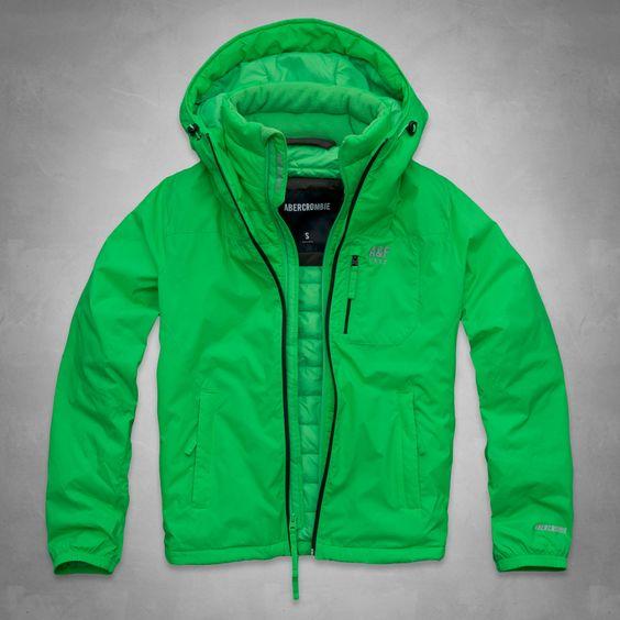 Abercrombie Mens Outerwear Sale