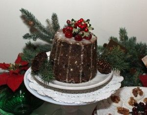 Mrs. Clark's Plum Pudding -- Recipes Holiday Nights at Greenfield Village