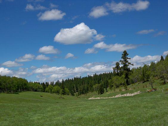 Black Hills Clouds
