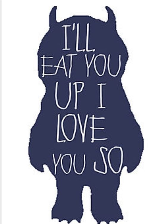 793+ I Ll Eat You Up I Love You So Svg SVG File