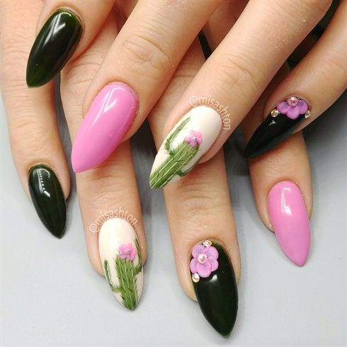 2019 Attractive Nail Art Designs Trending Now