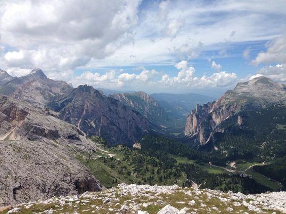Wunderbare Dolomiten!! So super!!!