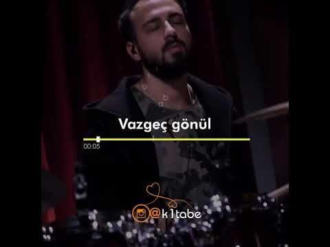 Tugba Yurt Vazgec Gonul Youtube Muzik Alintilari Muzik Indirme Akustik Muzik
