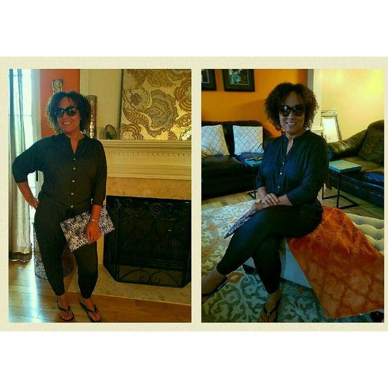 I'm loving it❤ #shoutout to #myfriend #boutiqueowner check her out https://www.mkt.com/mmboutique  #pinit  #washingtondc #virginia #maryland #dmv #clothes #accessories #myoutfit #sunglasses #jumpsuit #jumper #purse #handbag #stylish #style #fashion #autumn #color #colourpop