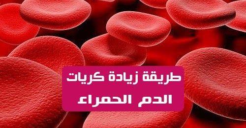 خلايا الدم الحمراء هي المسؤولة عن نقل الدم الغني بالأكسجين في جميع أنحاء الجسم لذلك من المهم الحفاظ عليها في هذه المقالة سأخبرك كيف يمكنك زيادة خلايا الدم Dam