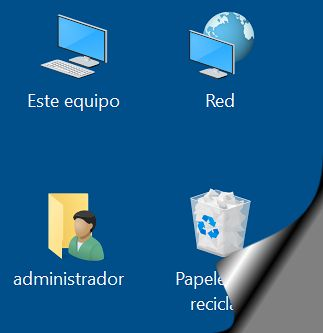 Personalizar los iconos de escritorio de windows 10 ndice tutoriales - Iconos para escritorio windows ...