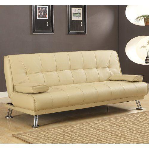 Brayden Studio Foti 3 Seater Sofa Bed