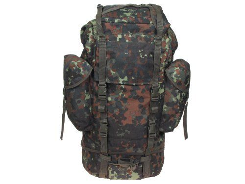German ARMY COMBAT BACKPACK 65l NEW BW Backpack Army Army Outdoor Trekking Bag