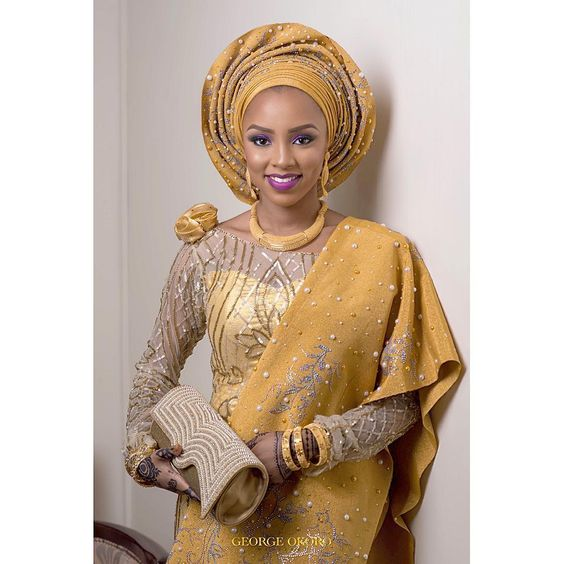 #FZ2016 -  Elegant bride @ms_shagari .. MUA @mamzabeauty  #GeorgeOkoroWeddings #LuxuryEdition #Kamu