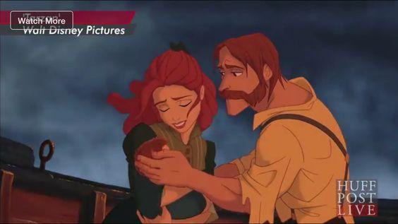 Tarzan's parents