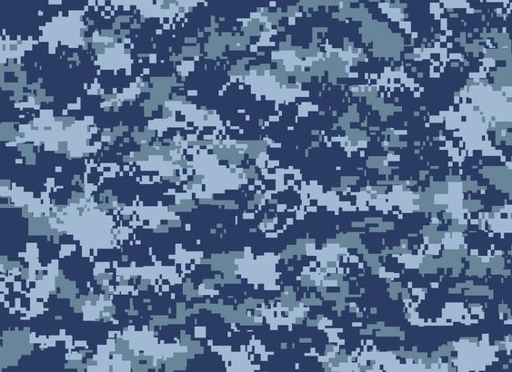 Coast Guard Camo Background