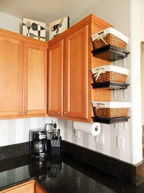 13 Small Kitchen Design Ideas That Make A Big Impact The Urban Guide Small Kitchen Storage Kitchen Design Small Kitchen Remodel Small