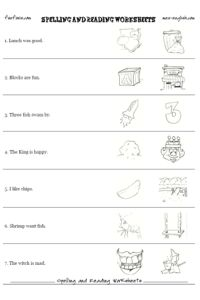 Printables Free Second Grade Phonics Worksheets phonics worksheets for kindergarten first grade and second teachers free printable worksheets
