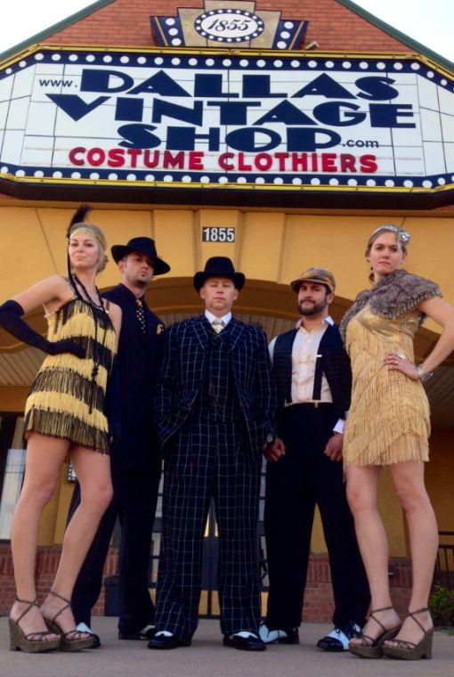1920s Costume Gangster Costume Flapper Costume Prohibition Era ...