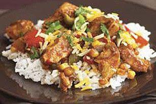 Slow-Cooker Tex-Mex Chicken | Recipe | Tex Mex, Chicken and Crock Pot