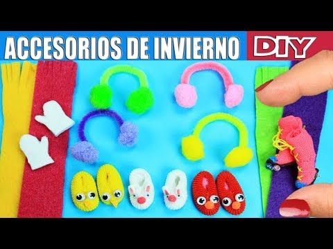 Youtube Manualidades Manualidades Fáciles Manualidades Para Muñecas