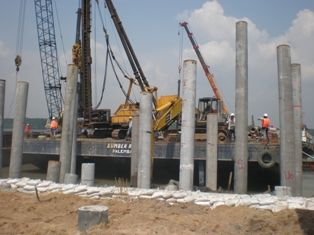 Pile Foundation Civil Engineering Pinterest Clay And