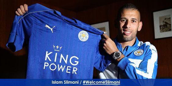 Transferts : Slimani à Leicester pour 30 M € (officiel) ! - Direct Foot